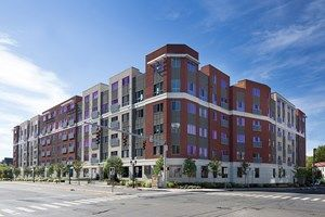 The Parallel 41 Apartments in Stamford, Conn.