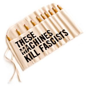These Machines Kill Fascists now featured on Fab.