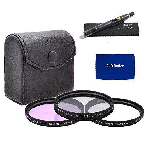 67mm Camera Lens Filter Kit Graduated Blue//Graduated Gray//Graduated Orange//Graduated Red ZOMEI Graduated Lens Filter 4 Pieces WINGONEER Diffuser