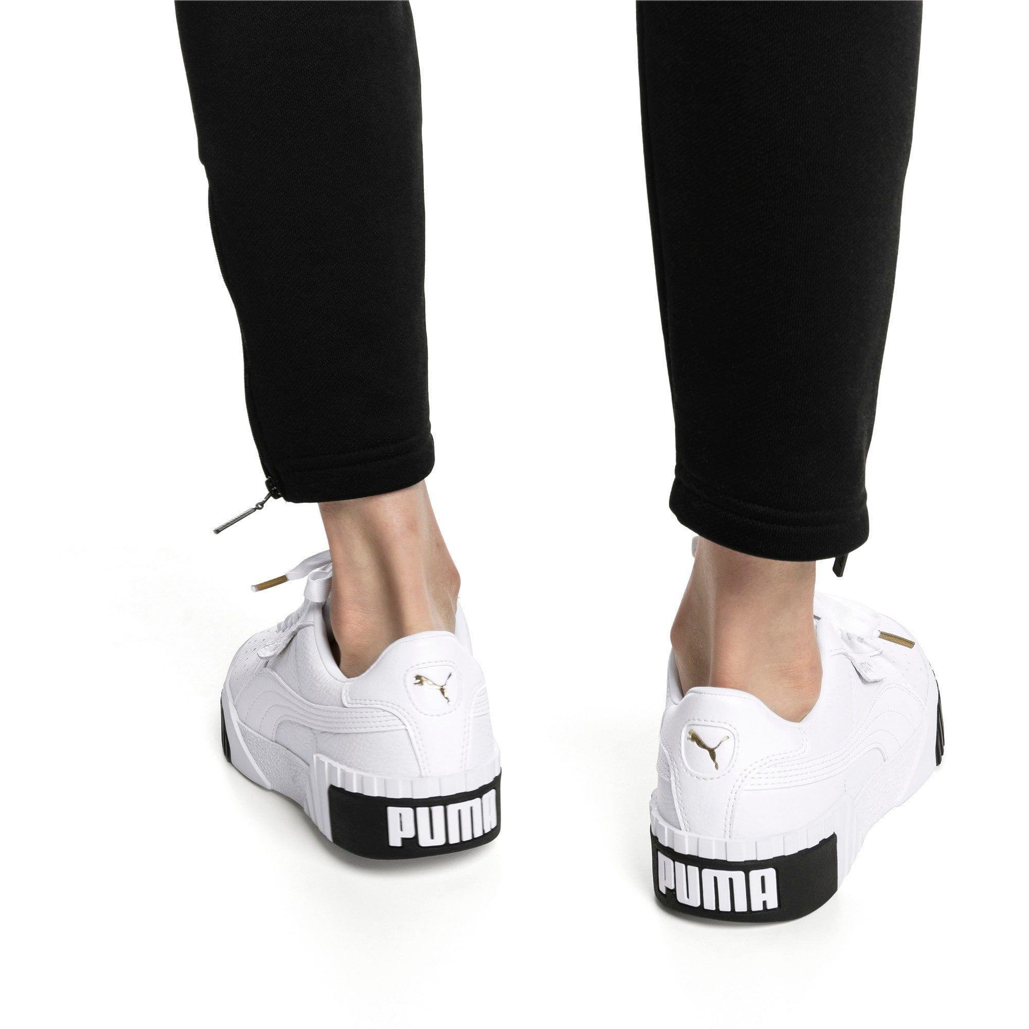 PUMA Cali Women's Trainers in White/Black size 7.5 , #Cali ...