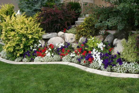 Decoración de Jardines Pequeños | Jardines | Pinterest | Decoracion ...