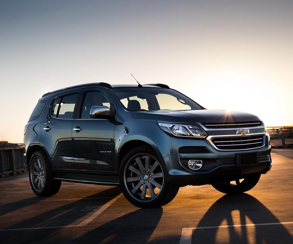 2018 Chevy Trailblazer Release Date