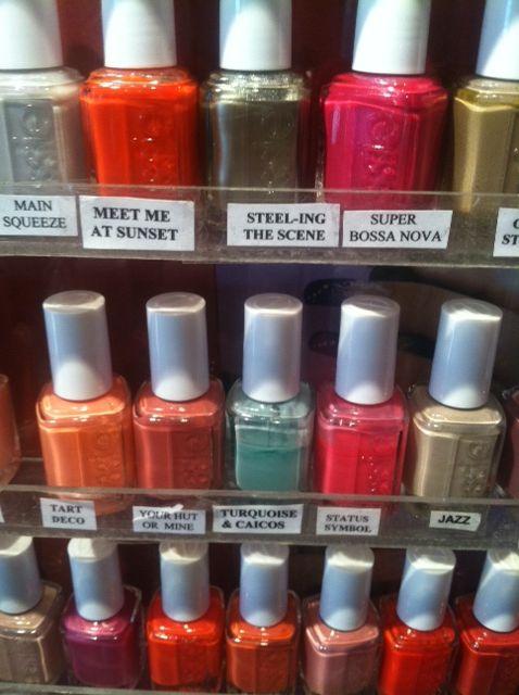 nail salons decor - Google Search