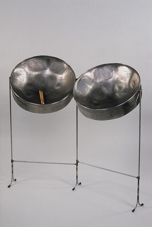 steel drums....we have a friend that plays these...they are beautiful!~