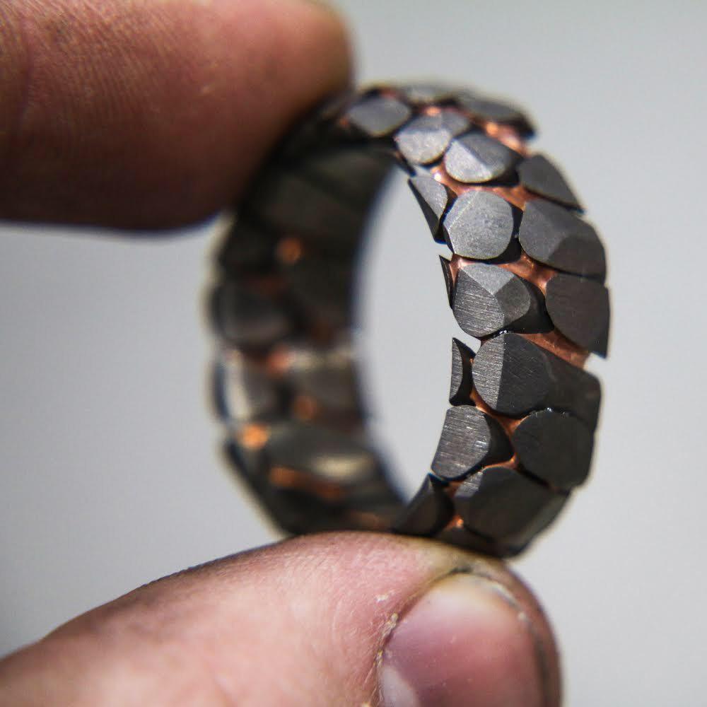 Primal Puzzle Ring
