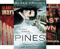 Wayward Pines (3 Book Series) by  Blake Crouch