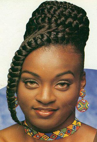 African Goddess Braids Styles What Are Goddess Braids