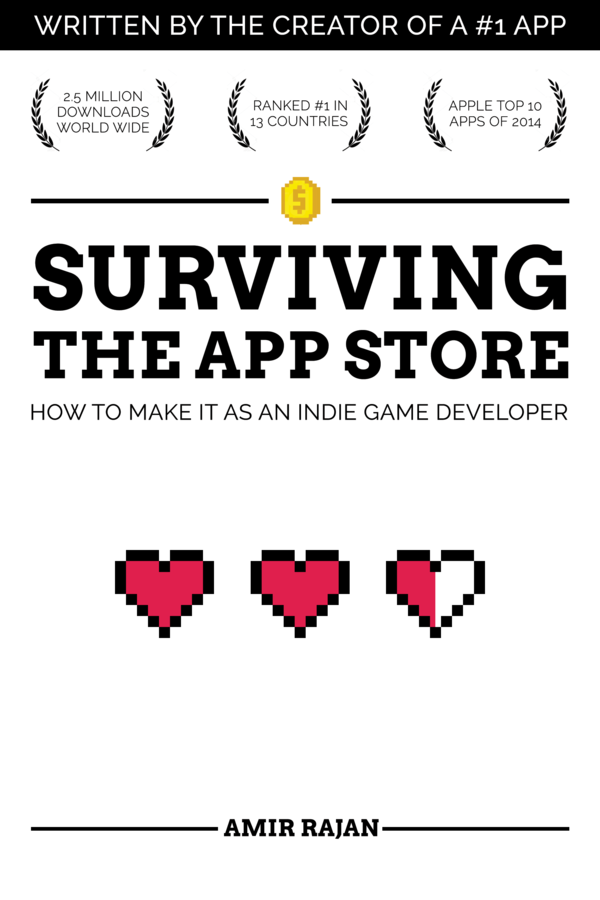 Surviving The App Store da Amir Rajan [Leanpub PDF/iPad