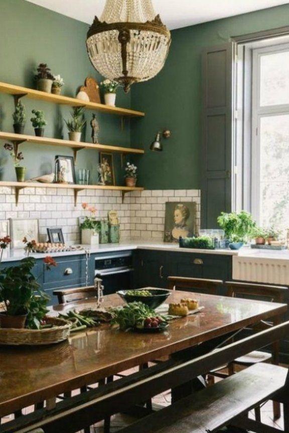 dark green paint colors autumnal greens interior design