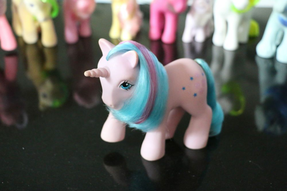 Vintage My Little Pony G1- Buttons NSS