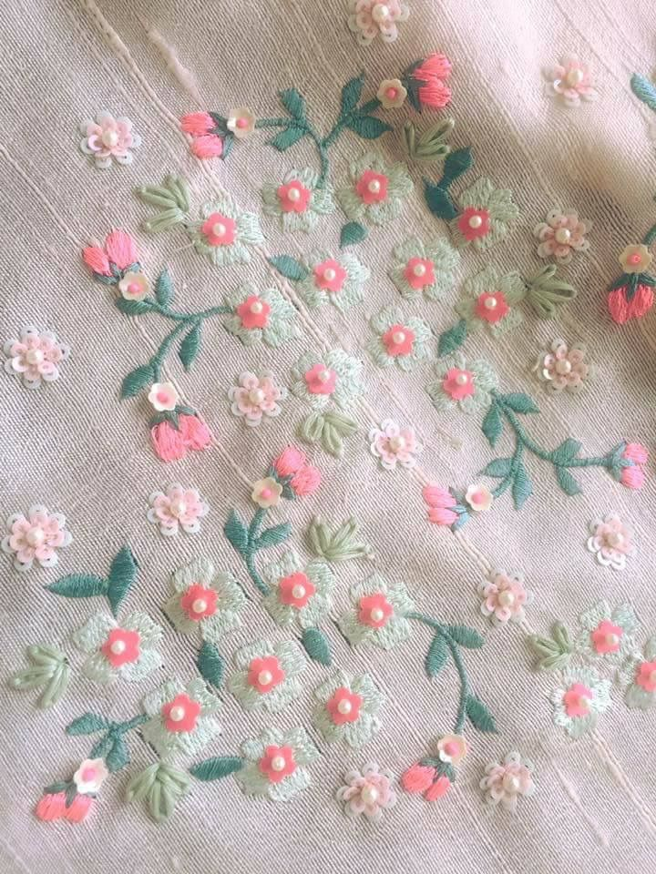 Beautiful Hand Embroidery Pinterest Embroidery Hand