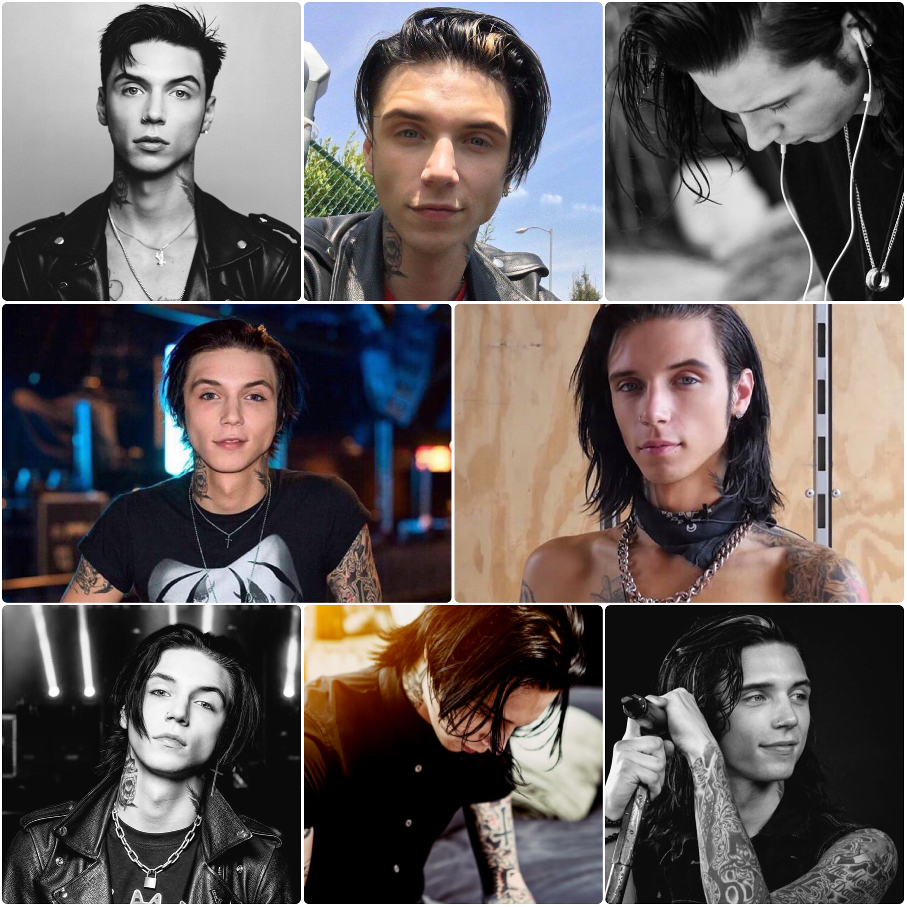 Happy Birthday #andyblack 🖤🖤🖤 You Bless Us Everyday With