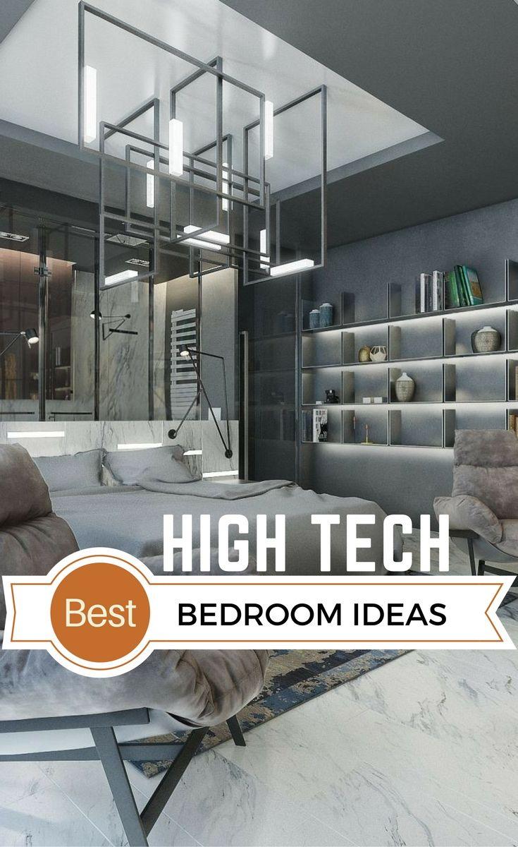 50 High Tech Interior Design Ideas Modern Design Ideas With