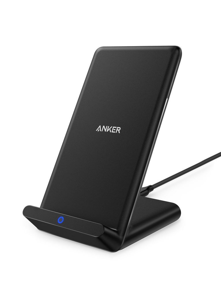 Anker Power Port Wireless Charger For Iphone X Iphone 8 8 Plus