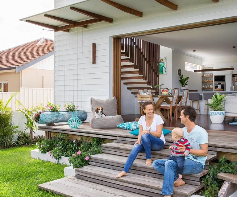 DIY Renovation Of A '60s Brick Bungalow In Perth