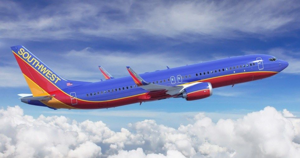 100 Southwest Airlines Gift Card For 90 At Paypal Gifts
