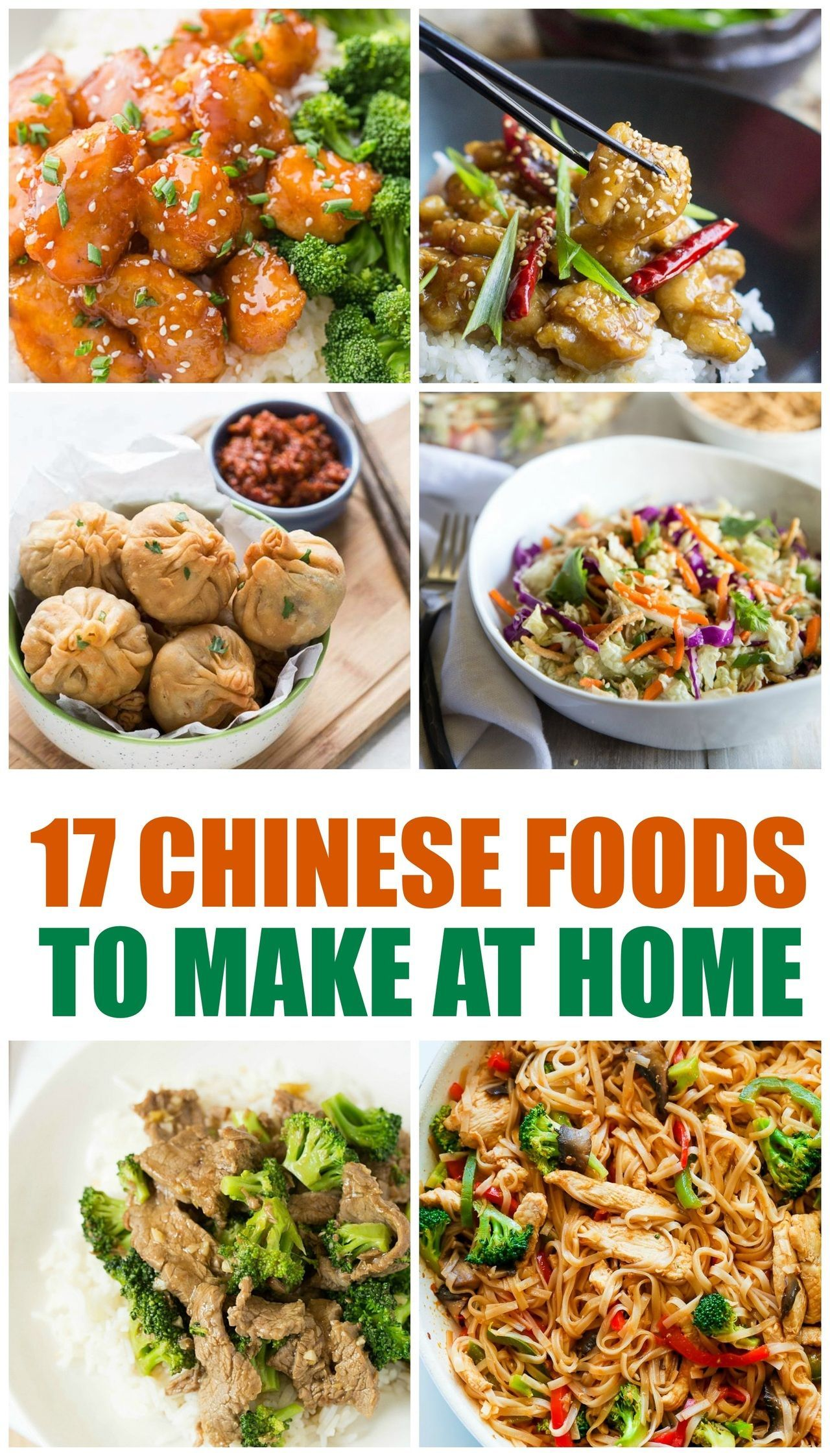 if you are looking to have your favorite take out food at home make