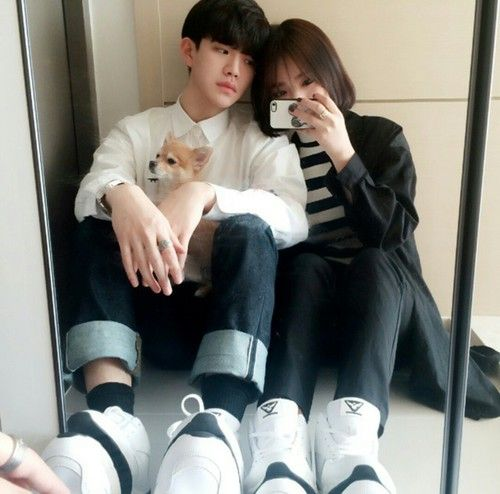 Asian, Couple, And Korean Image    Pinterest  ,   -5940