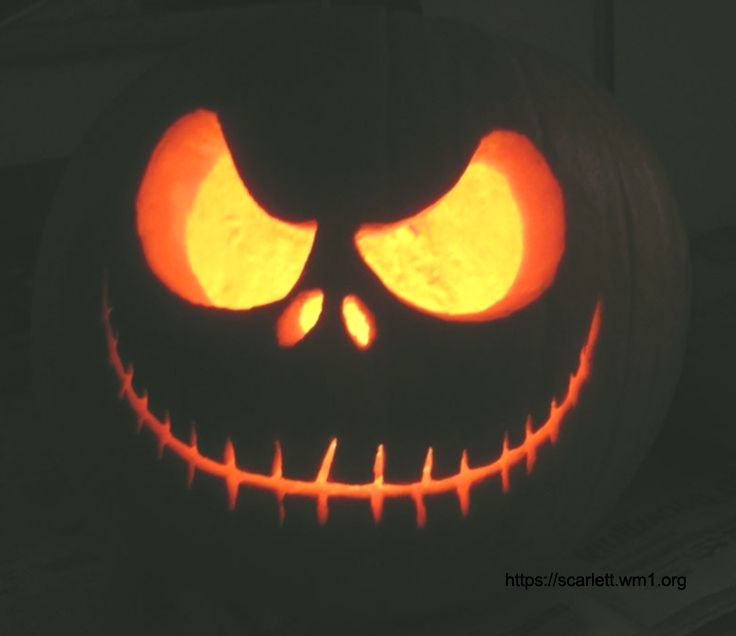 Jack Skellington O Lantern By Seksignome On Deviantart Scary Halloween Pumpkins Halloween Pumpkin Carving Stencils Pumpkin Carving