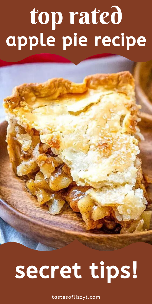 Top Rated Apple Pie Recipe
