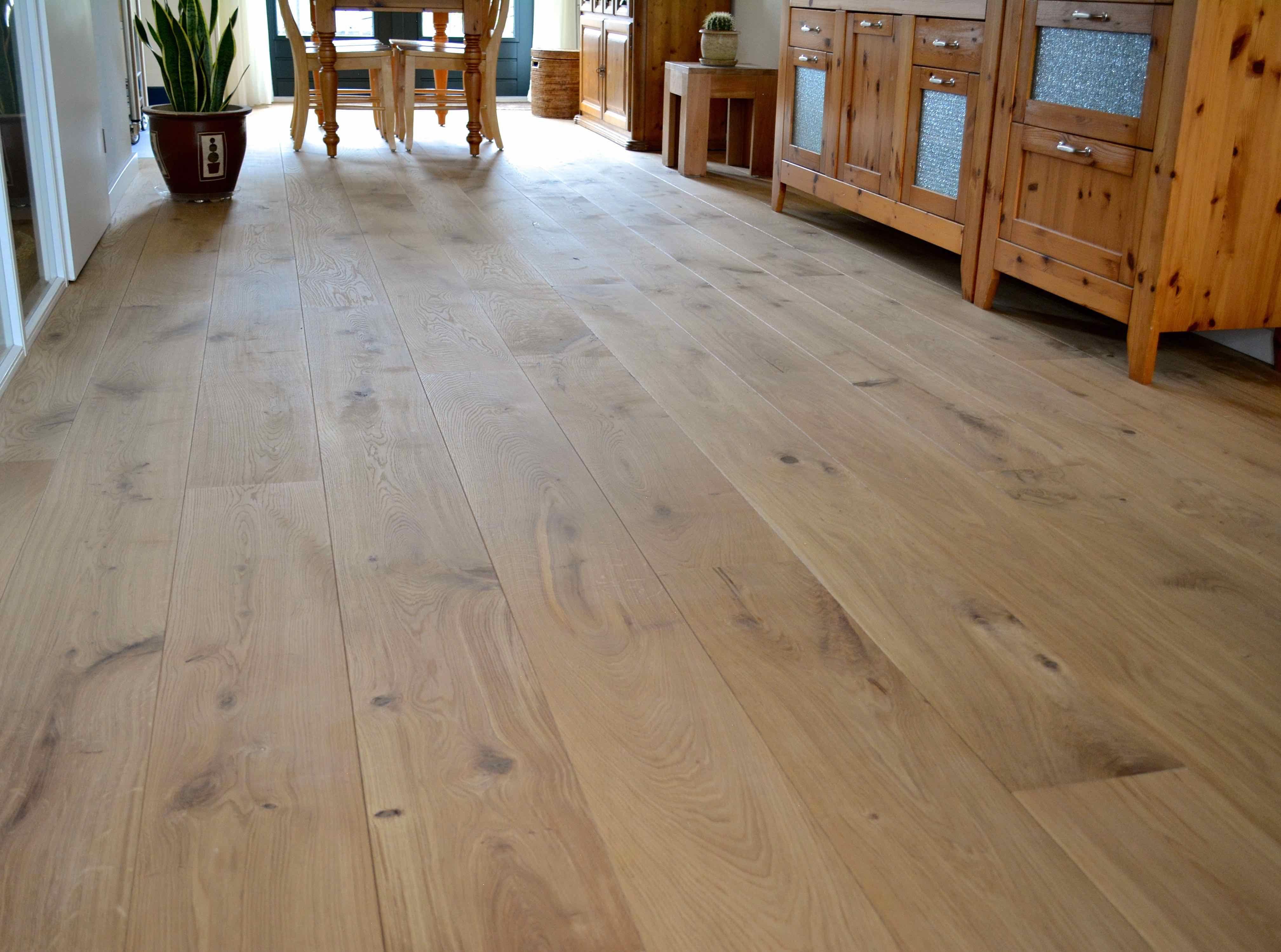 Eiken Houten Vloer : Eiken houten vloer dutzfloors huis in