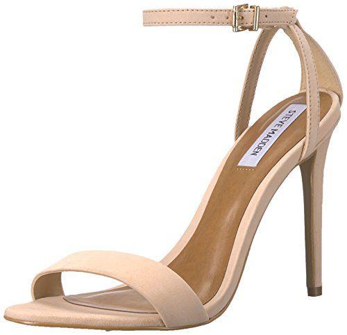 ed104f5de9c Sandals Steve Madden Women s Lacey Heeled Sandal