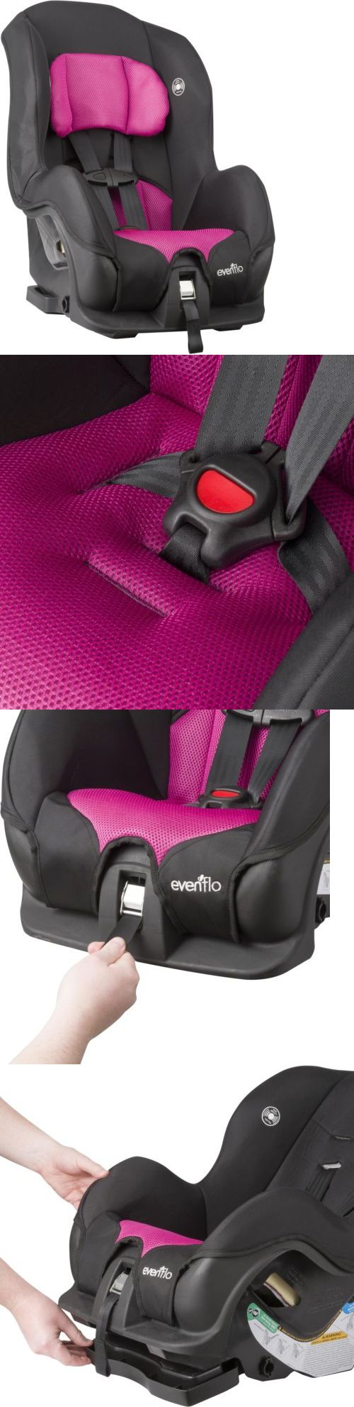 Evenflo Tribute Lx Convertible Car Seat Abigail Christmas Gift Shop