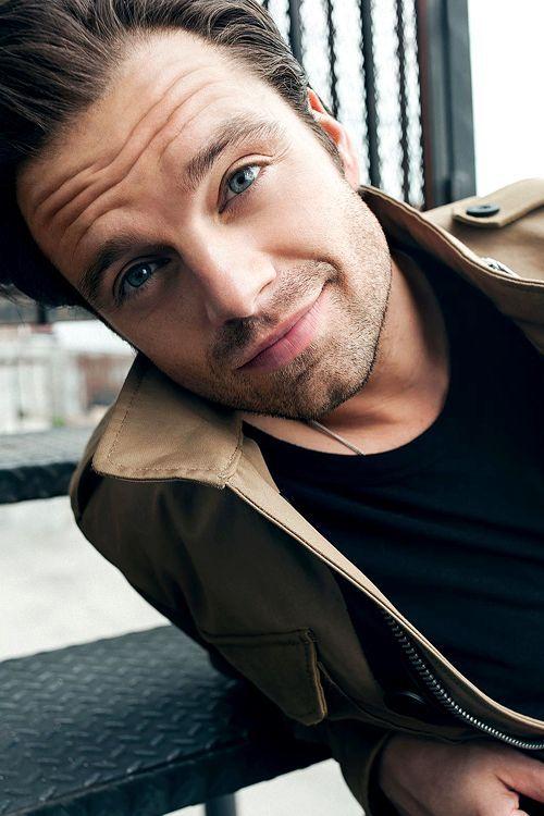 Sebastian Stan | Men's Fashion | Sebastian stan, Bucky