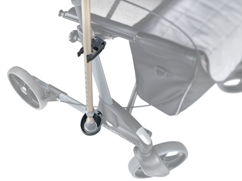 Image Of Topro Rollator Walker Cane Crutch Holder
