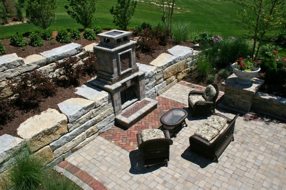 Adding A Backyard Grill And Or Fireplace Is A Great Way To Add