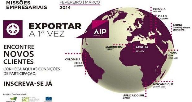 NERA e AIP-CCI promovem missões empresariais   Algarlife