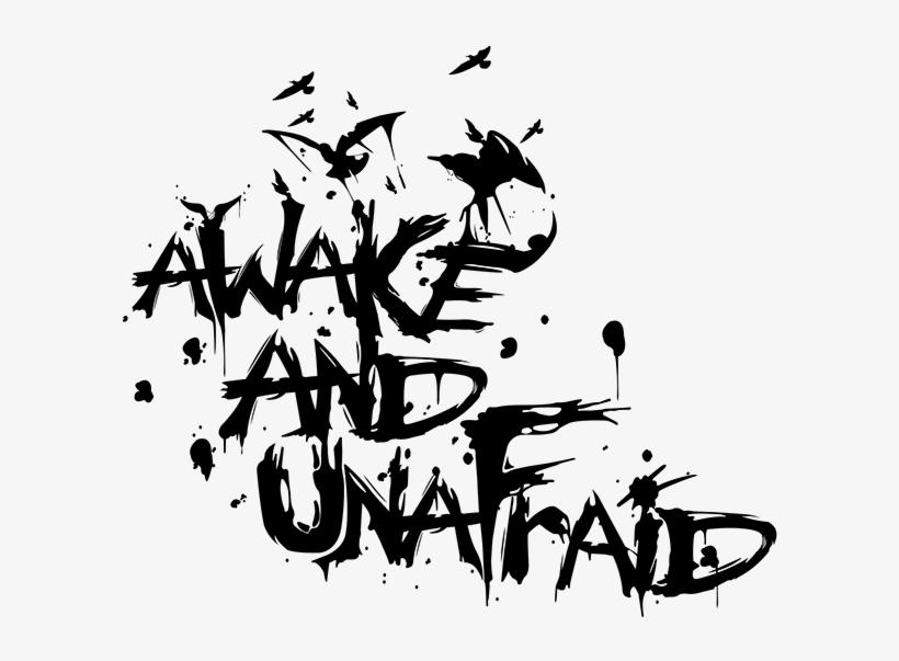 Mcr Logo Chemical Romance Awake And Unafraid Mcr Transparent Png Download Mcr Logo Mcr Romance