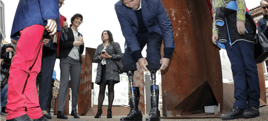 La #robótica podría acabar con la #discapacidad humana