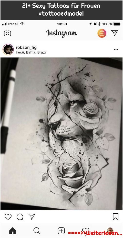 Photo of 21+ Sexy Tattoos für Frauen #tattooedmodel