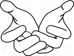 Keptalalat A Kovetkezore Two Hand Vector Heart Giving Hands Hand Clipart How To Draw Hands