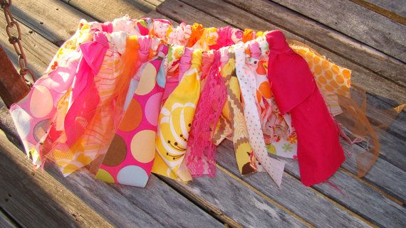 Made to Order  Scrappy Fabric Tutu  Choose your by KnitCraftSew, $25.50