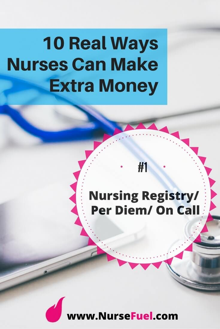per diem nursing jobs nyc