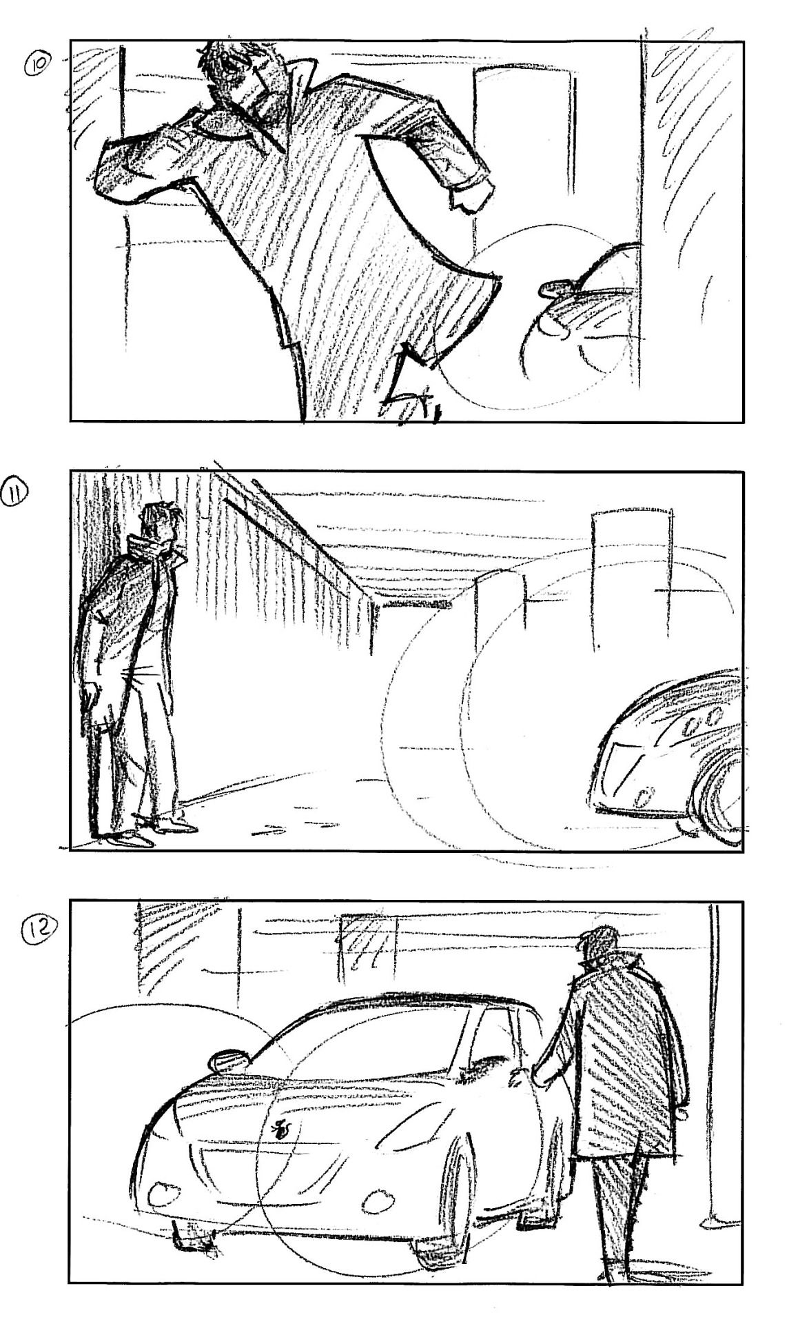 """It will haunt you until you embrace it"""" Storyboard, Peugeot 208 TV ..."""