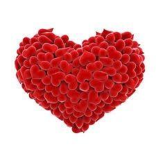 Pétalas Em Formato De Coração E Aromáticas - 120 Unidades - R$ 14,90 em Mercado Livre