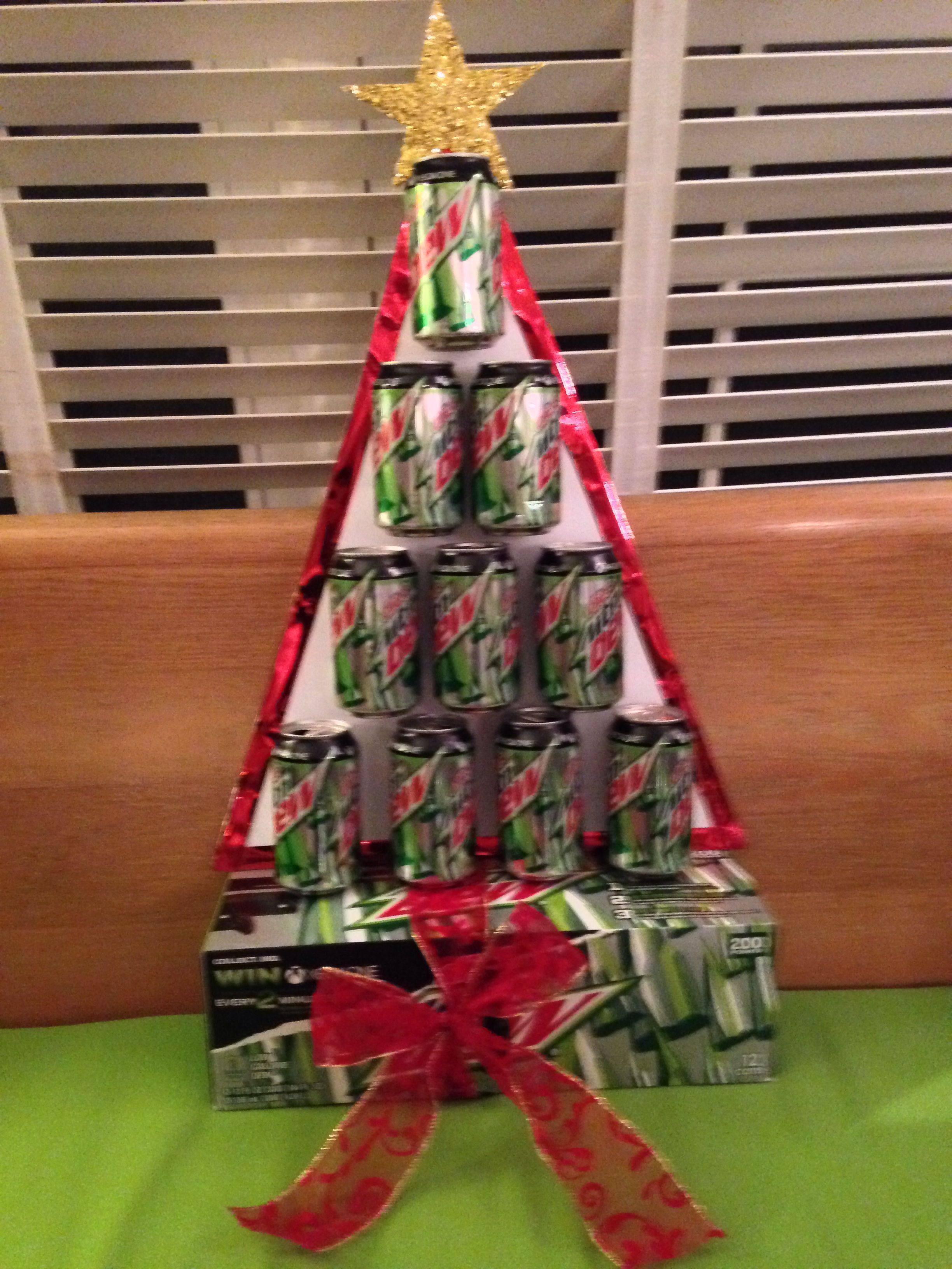 Gift for teacher that loves Diet Mountain Dew! :) | Winter/Christmas ...