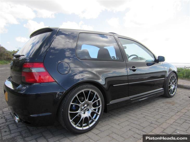 2003 Golf R32 Volkswagen Golf Mk4 R32 Supercharged 2003 2003