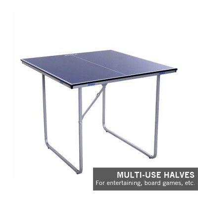 Joola Midsize Table Tennis Table With Net Set Table Midsize