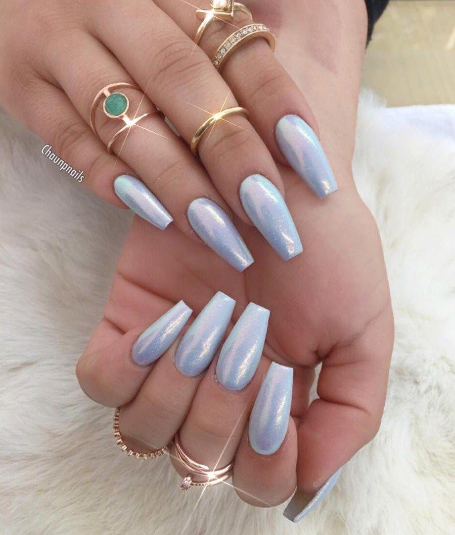 Fairy Dust Nails | Best Nail Designs 2018