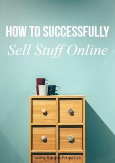 How to Sell Stuff Online Minimalist living, Minimalist