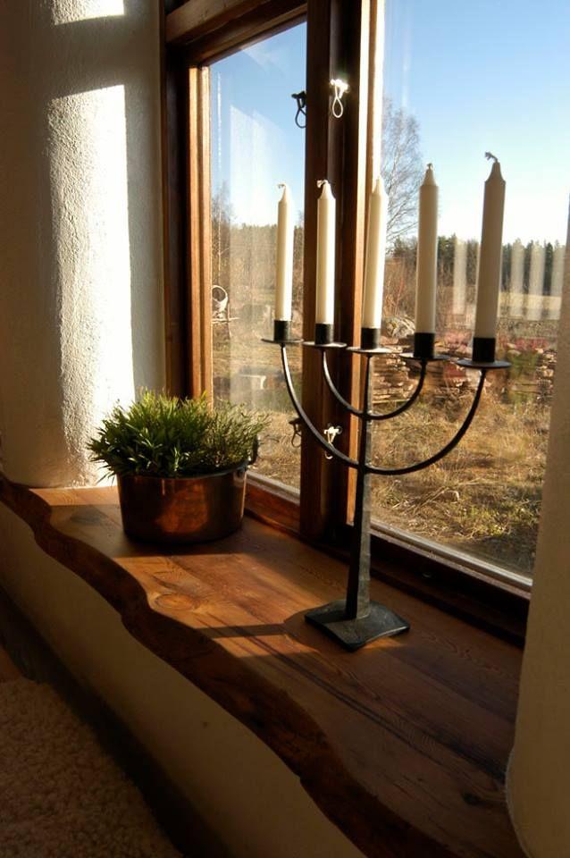 pin by lisa geppert on natural building fensterb nke. Black Bedroom Furniture Sets. Home Design Ideas