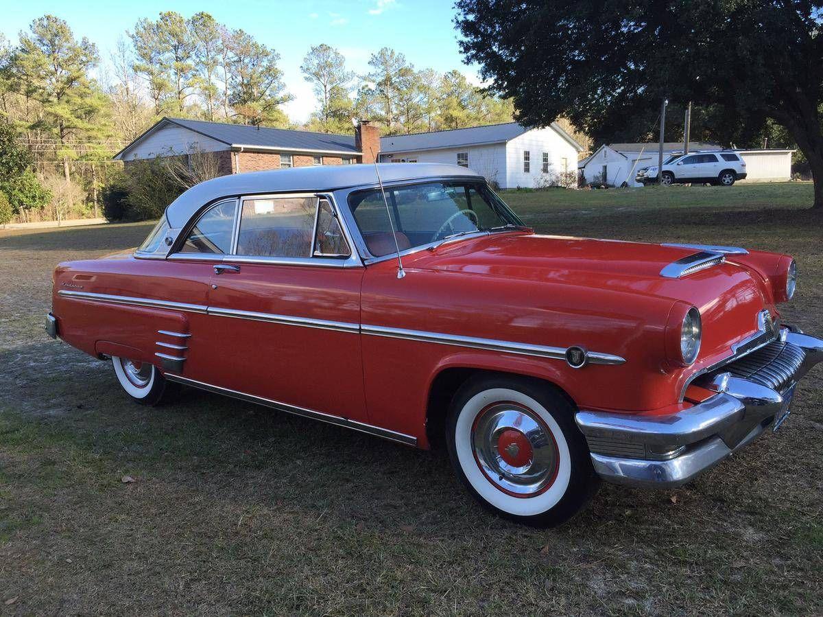1954 mercury monterey 2 door hardtop maintenance restoration of old vintage vehicles the
