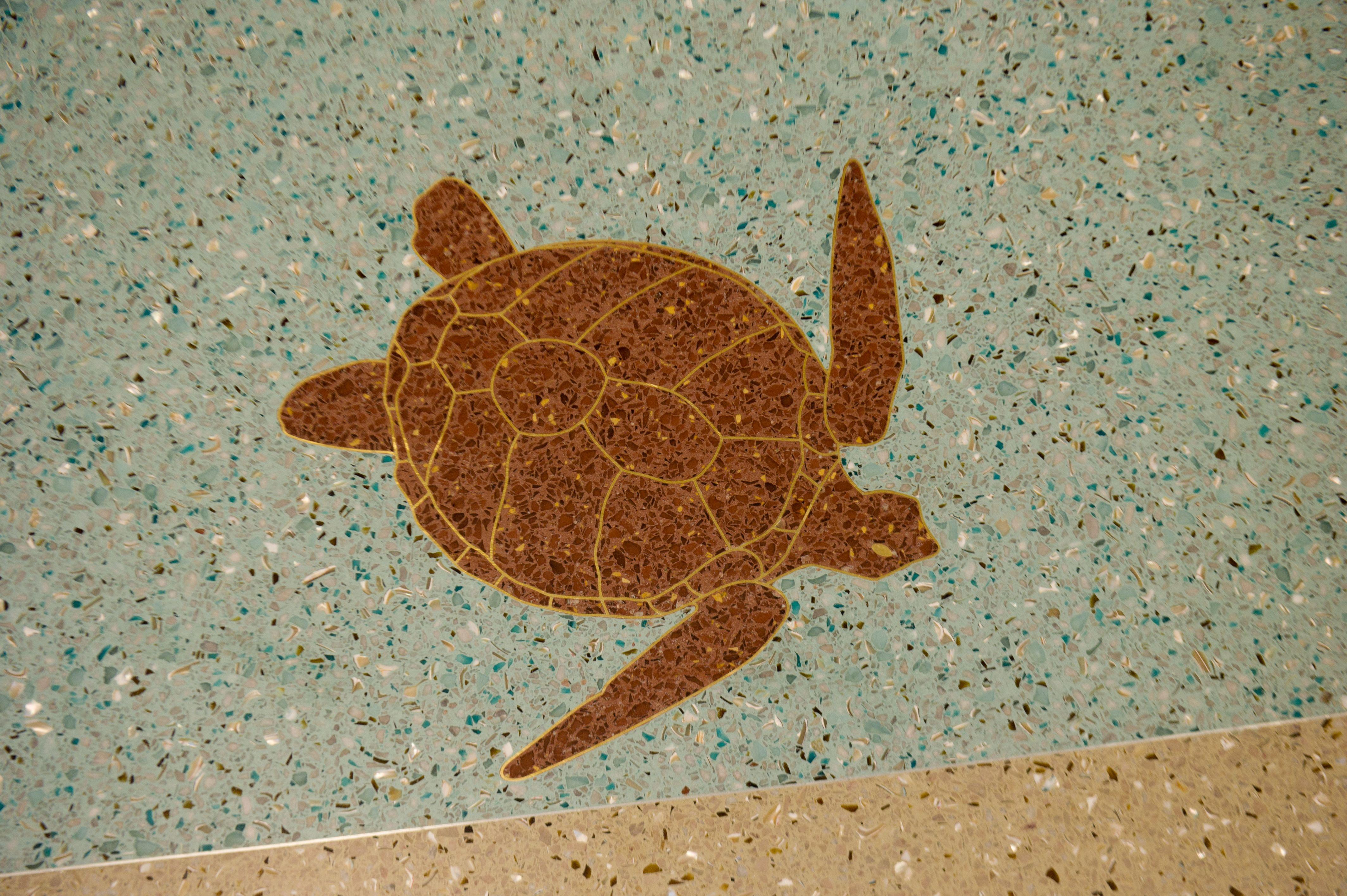 Pensacola Airport, FL Williams Tile and Marble, GA
