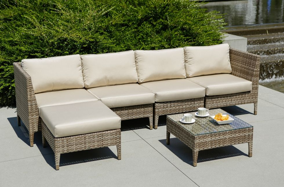 Tuscany Ratana Home And Floral Outdoor Furniture Wicker Patio