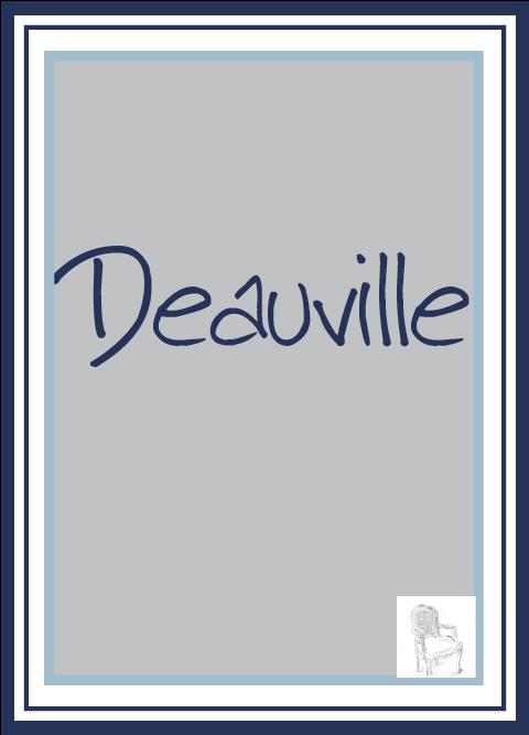 Deauville Style /Martine Haddouche/