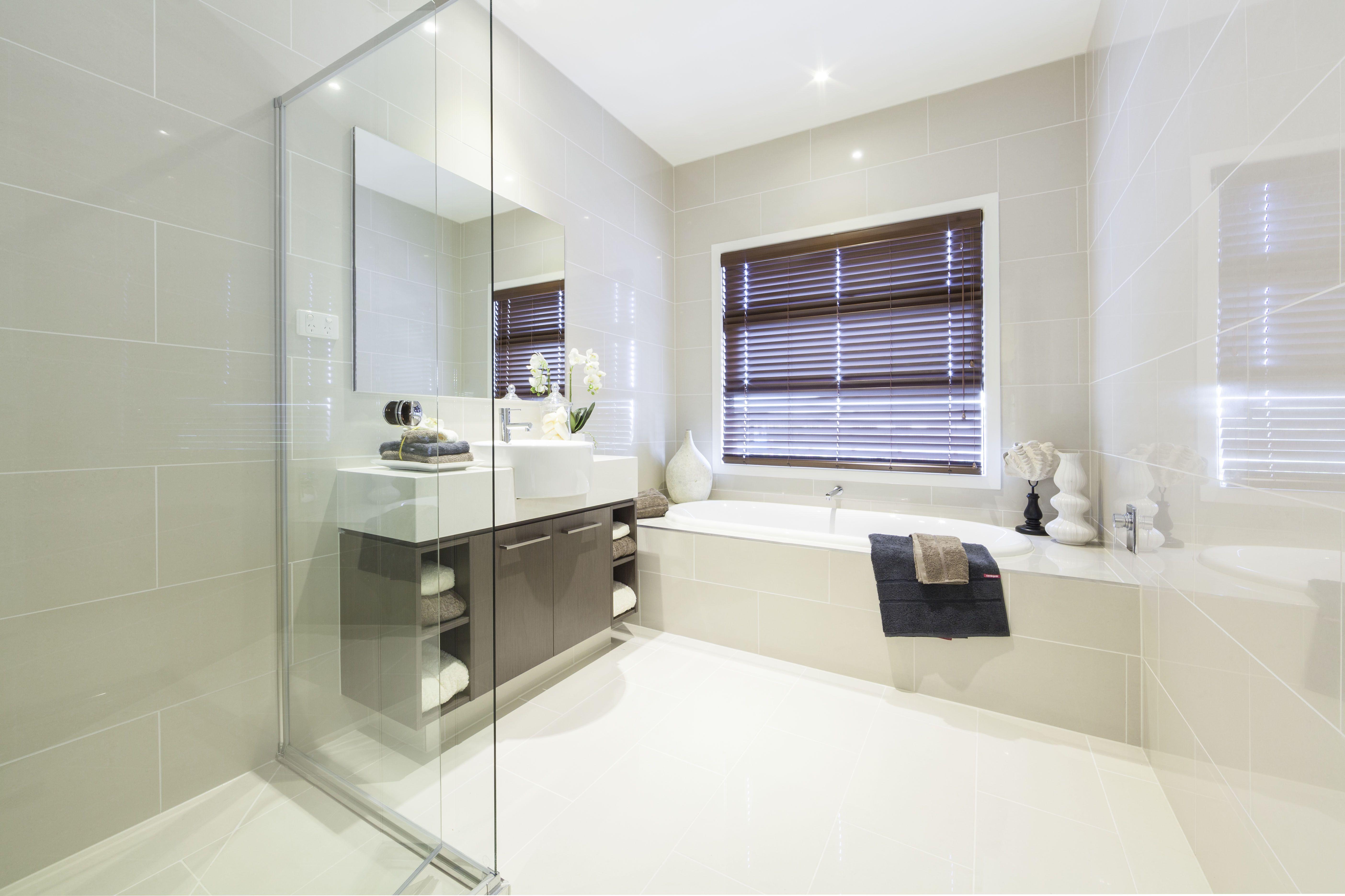 St Ives Bathroom by Simonds Homes #Woodleaestate #Simondshomes #land ...